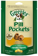 Greenies Dog Capsule Pill Pocket - Chicken 7.9 oz.