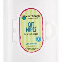 Earthbath Grooming Wipes for Cats 100 ct.