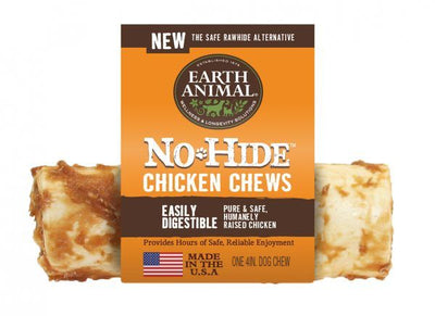 Earth Animal No-Hide Chicken Chew 4 in. Each