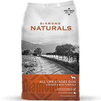 Diamond Naturals Chicken and Rice 40 lb.