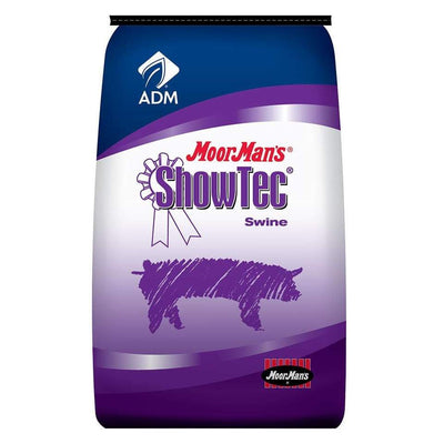 MoorMan's ShowTec Hi-Fat 16% BMD 50 lb. Bag (Call to Special Order)