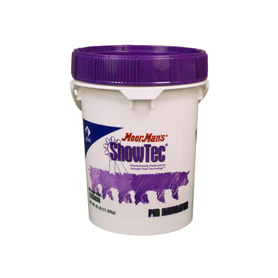 MoorMan's ShowTec Lean Maximizer 25 lb. Bucket