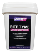 Show-Rite Rite Tyme 10 lb. Pail (Call to Special Order)