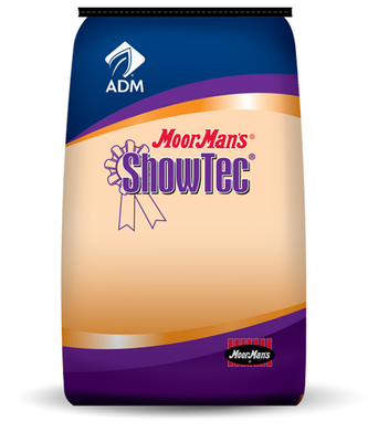 MoorMan's ShowTec Showts 50 lb. Bag (Call to Special Order)