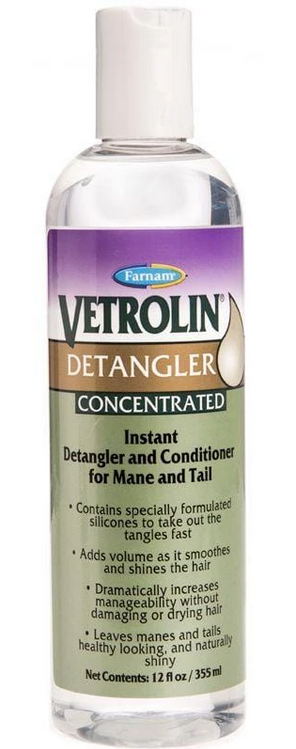 Vetrolin Detangler 12 oz.