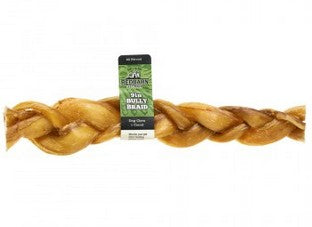 RedBarn Braided Bully Stick 9 in.
