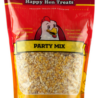 Happy Hen Party Mix Mealworm and Corn 2 lb.