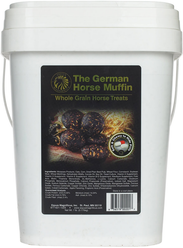 German Horse Muffins 7 lb.