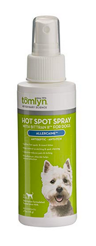 Tomlyn Allercaine Spray 4 oz.