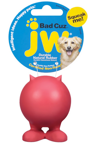 Small Bad Cuz Dog Toy