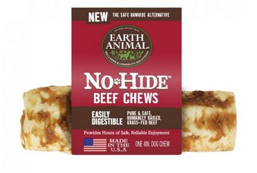 Earth Animal No-Hide Beef Chew 4 in. (Each)