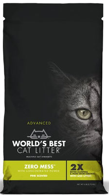 Worlds Best Cat Litter - Pine 12 lb.
