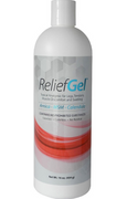 Relief Gel Topical Pain/Anti-Inflam 16 oz.