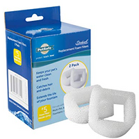 PetSafe Drinkwell Foam Filter 2 pk