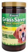 NaturVet Grass Saver Chewable Wafers for Dogs 300 ct.