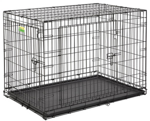 Contour Double Door Dog Crate 42 in.