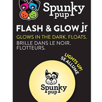 Spunky Pup Flash and Glow Ball Jr.
