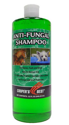 Anti-Fungal Shampoo 32 oz.