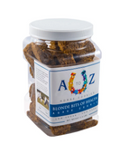 A to Z Blonde Bits Horse Cookie 2.5 lb.
