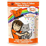 Weruva BFF OMG Purrfect - Chicken and Turkey Cat Food Pouch 2.8 oz.