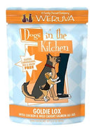 Weruva Dogs in the Kitchen - Goldie Lox - Chicken and Salmon Dog Food Pouch 2.8 oz.