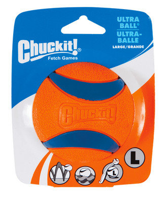 ChuckIt! Rubber UltraBall - Large