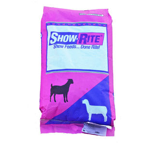 Showrite Glen Martin Advancer Plus R20 Goat Feed 50 lbs.