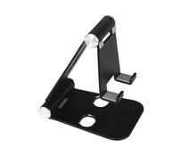Load image into Gallery viewer, Phone Stand - Large/Black/Aluminum