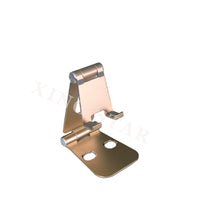Load image into Gallery viewer, Phone Stand - Large/Gold/Aluminum