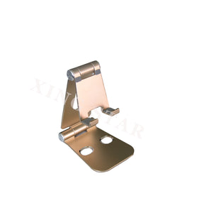Phone Stand - Large/Gold/Aluminum