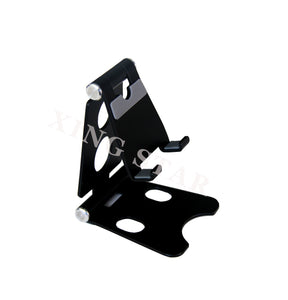 Phone Stand - Small/Black/Aluminum