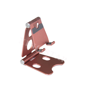 Phone Stand - Small/Pink/Aluminum