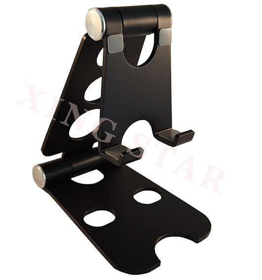 Phone Stand - Extra Large/ Black/Aluminum