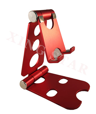 Phone Stand - Extra Large/ Red /Aluminum