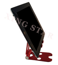 Load image into Gallery viewer, Phone Stand - Extra Large/ Red /Aluminum