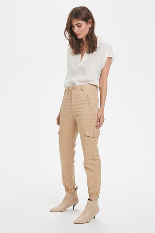 Seven Pant In Safari
