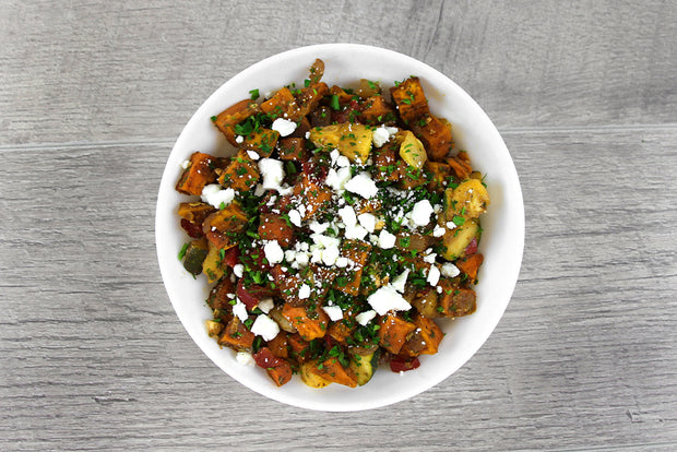 Roasted Sweet Potato Ragout - Vacuum Packed