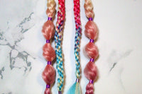 Sailor Moon Sailor Scout Clip-ins | Clip-in Braids