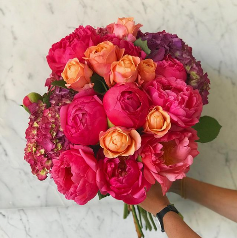 Peony Flower   Peony Bouquet   Same Day Flower Delivery   Melbourne