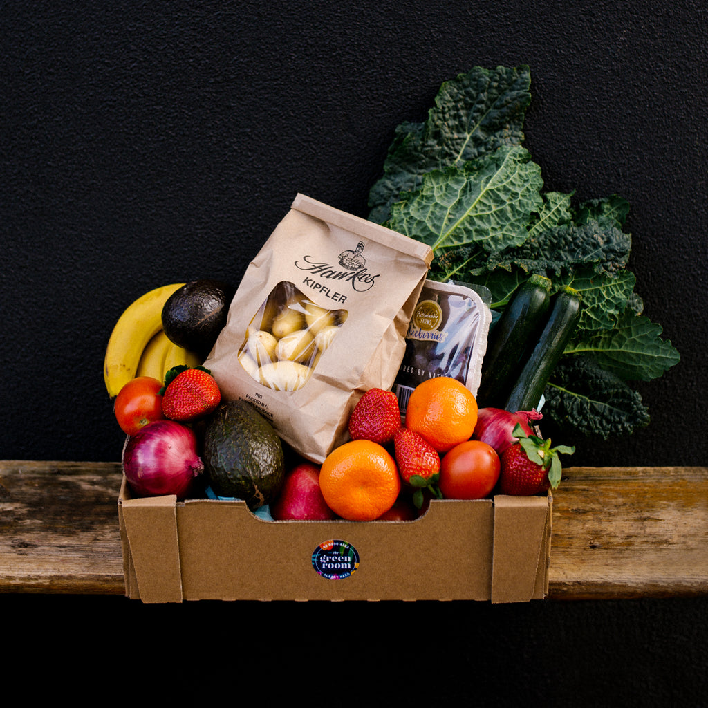 Seasonal Fruit & Veggie Box