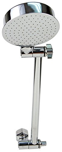 All-Directional Chrome Showerhead