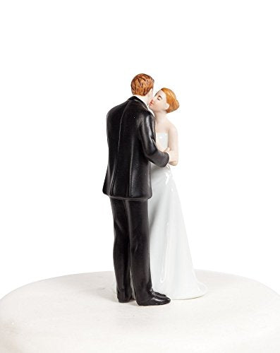 Wedding Collectibles Tieing the Knot Funny Wedding Cake Topper