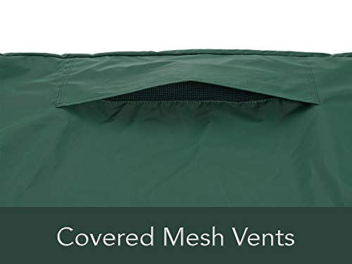 Covermates   Air Conditioner Cover â?? Ac Cover For Outdoor Protection   Water Resistant And Weather