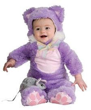 Noahs Ark Kuddly Kitty Infant Halloween Costume Size 12-18 mo.