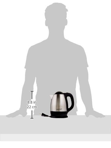 Brentwood 1.2 Liter Stainless Steel Tea Kettle Model KT-1770