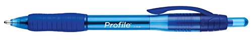 Paper Mate Profile Retractable Ballpoint Pens 12 count