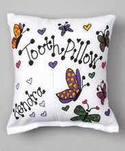 Bunnies and Bows - Butterflies - Personalized Pillowcase