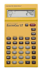 Calculated Industries 5025 ElectricCalc LT Measurement Conversion Calculator