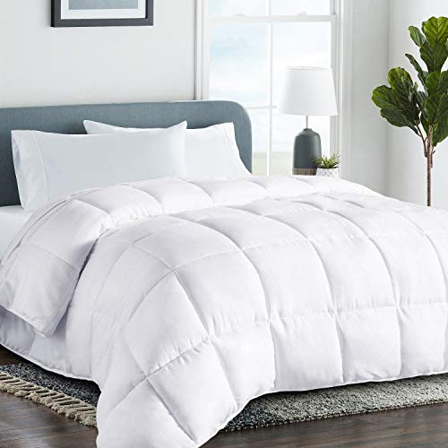 Cohome King 2100 Series Cooling Comforter Down Alternative Quilted Duvet Insert With Corner Tabs All