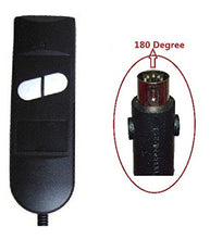 Youlian Yl Up/Down 2 B 5 Pin 180â° Electric Sofa Remote Hand Control For Okin,Limoss,Pride,Golden,Ber